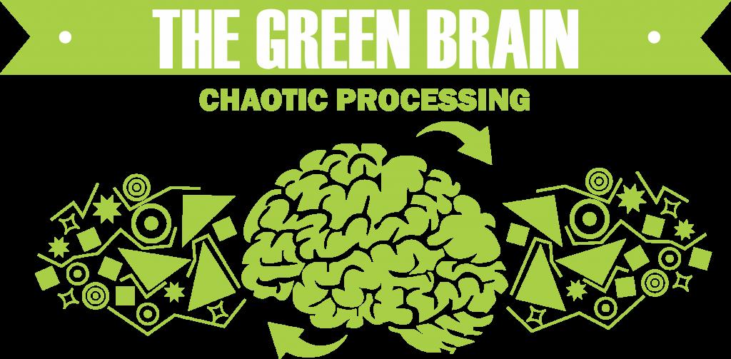 The Green Brain – Chaotic Processing by Arthur Carmazzi