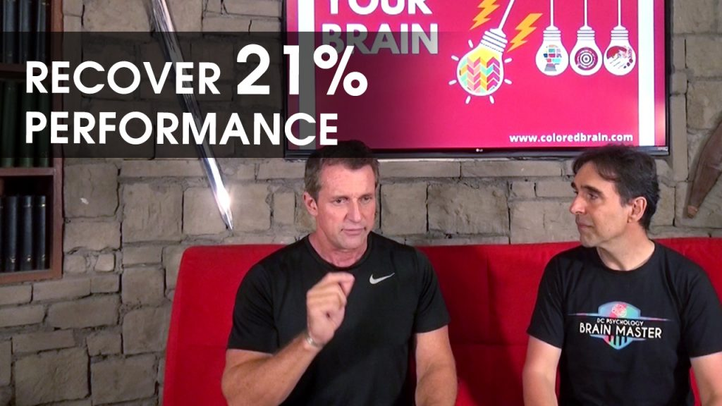 One Thing to Improve Physical and Mental Performance by 21%