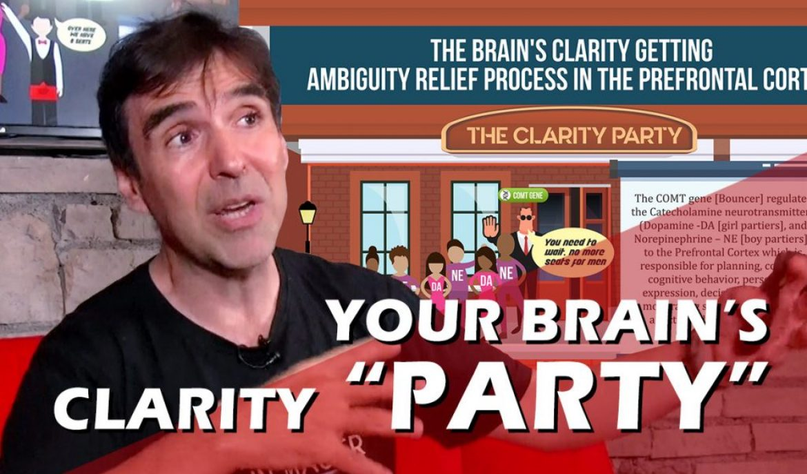 Your Brain's Clarity Party!